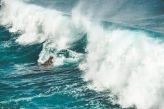 Close-up splashing, dropping ocean wave. Bali. stock photography
