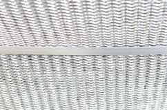 Close up stainless steel texture and background Stock Photography