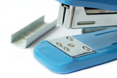 Close up stapler Royalty Free Stock Images