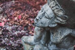 Close-up of Statue Royalty Free Stock Photography