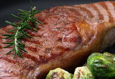 Close up steak Royalty Free Stock Photography