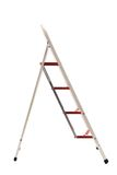 Close up of stepladder. Royalty Free Stock Photography