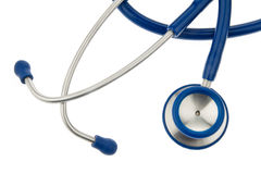 Close-up of a Stethoscope Royalty Free Stock Image