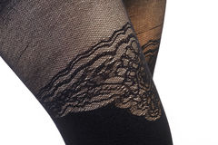 Close up of stockings Stock Image