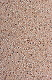 Close-up of a stone floor forming the background. An uneven stone floor texture of stones Royalty Free Stock Photos