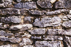 Close up of a stone wall Stock Photos