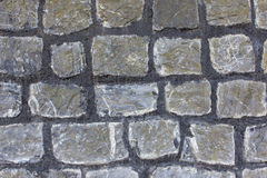 Close Up Of Stone Wall Stock Image
