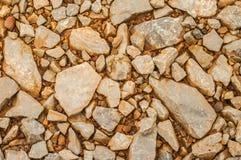 Close up stones background. Pebble stones background. closeup of stones texture Stock Image