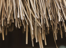 Close up straw background. Texture of straw photo Royalty Free Stock Photography