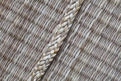 Close up straw background Texture of straw. Weaved straw Close up straw background. Texture of straw royalty free stock photography