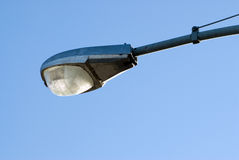 Close-up Street Lamp Stock Photography
