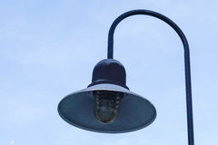 Close up street lamp Royalty Free Stock Photos