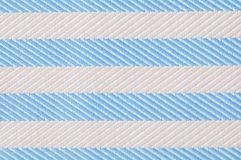 Close up stripes fabric background Royalty Free Stock Photo
