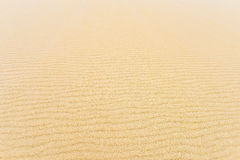 Close up of a stunning Tarifa beach, Spain Royalty Free Stock Photography