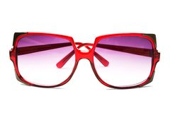 Close-Up Of A Sunglasses Royalty Free Stock Image