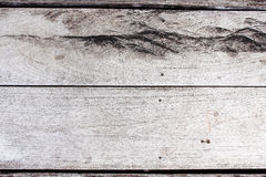 Close up surface floor made of wood sheet Royalty Free Stock Images