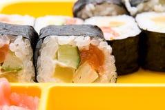 Close up of sushi Royalty Free Stock Photo