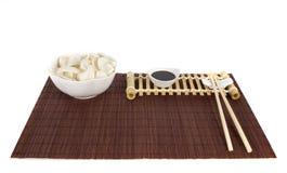 Close up at Sushi Royalty Free Stock Photography