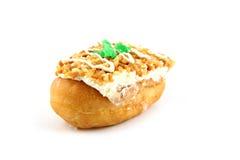 Close-up Sushi donut. Stock Image