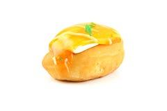 Close-up Sushi donut. Stock Photo