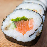 Close up of sushi Stock Photos