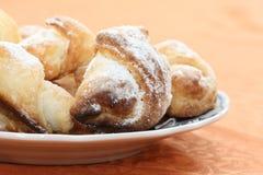 Sweet bread rolls Stock Photography