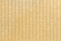Close up of tatami, japanese traditional room matt, showing craftmanship and design. Close up of tatami, japanese traditional room floor matt, showing royalty free stock photos