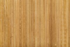 Teak wood panel with brass nail Stock Photography