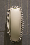Close up telephone in a restroom Royalty Free Stock Photography