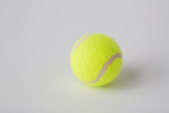 Close up of tennis ball Royalty Free Stock Images