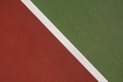 Close up of Tennis Court Stock Photography
