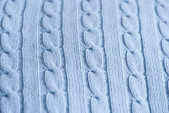 Close up textue of knit Royalty Free Stock Photo