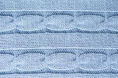 Close up textue of knit Stock Photo