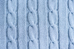 Close up textue of knit Stock Images