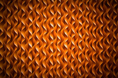 Close up texture of cooling pad Royalty Free Stock Image