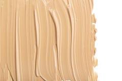 Close up Texture of liquid foundation stock photos