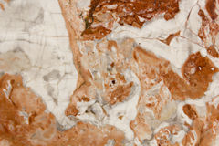 Close-up texture with marble pattern as a background. Stock Photography