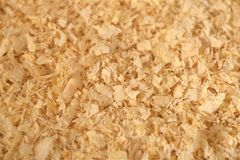 Free Close Up Texture Of Pine Wood Shavings Stock Photo - 156437660