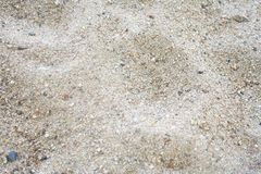 Texture sand background. Close up Texture sand background stock photo