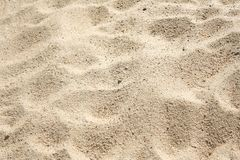Texture sand background. Close up Texture sand background stock photography