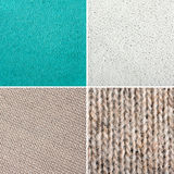 Close-up of texture set Stock Images