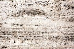 Close-up texture of travertine Stock Image