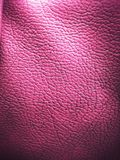 Close-up texture of vintage leather sofa Royalty Free Stock Image