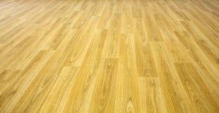 Close up texture of wooden oak flooring Stock Photos