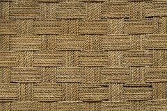 Close up texture of woven thread rough fabric royalty free stock images
