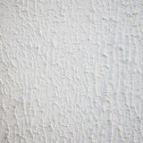 Close up Textured White Wall with Copy Space. Details of Textured White Concrete Wall with Copy Space. Can be Used for Backgrounds. Captured in Close up Royalty Free Stock Photography