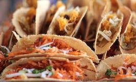 Close up of thai crispy pancake Stock Image