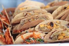 Close up of thai crispy pancake Stock Photo
