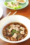 Close Up Thai Noodle Stock Images