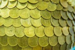 Thailand coins money royalty free stock photo